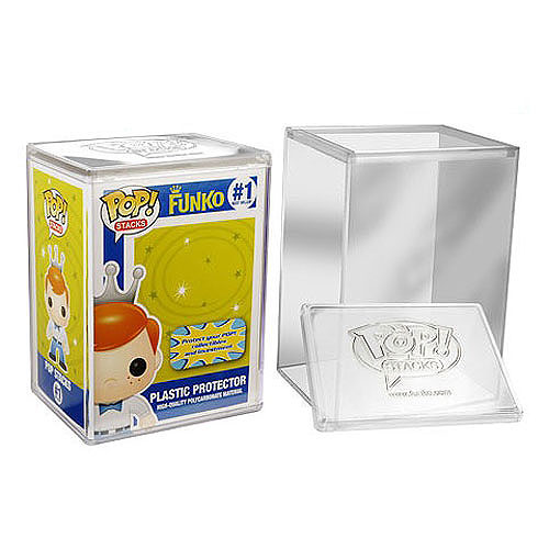 Funko Pop! Stacks Vinyl Interlocking Premium Plastic Protector