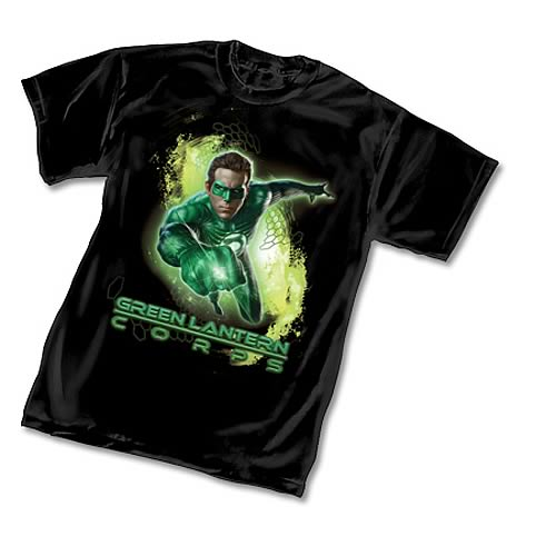 Green Lantern Movie Corps T-Shirt