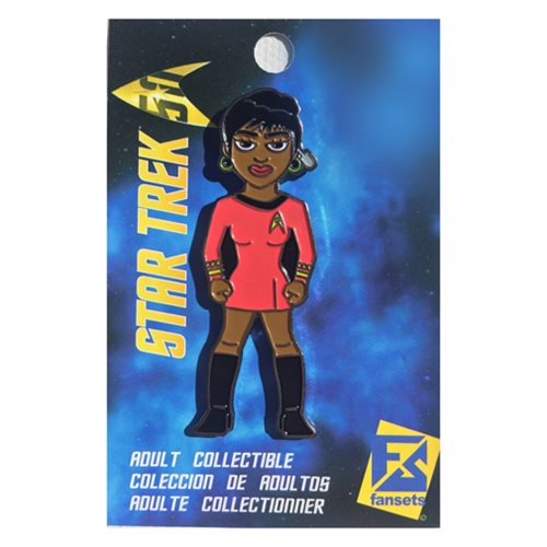 Star Trek Uhura Pin