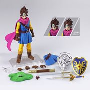Dragon Quest III: The Seeds of Salvation Hero Bring Arts Action Figure