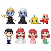 Little Mermaid Mini Vinyl Figure Random 4-Pack