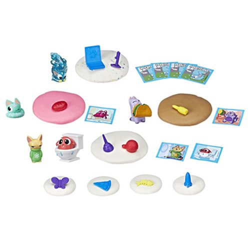 Lost Kitties Blind Box Mini-Figures Multipack Series 1 - 1 Multipack