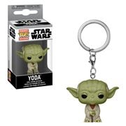 Star Wars Yoda Pocket Pop! Key Chain