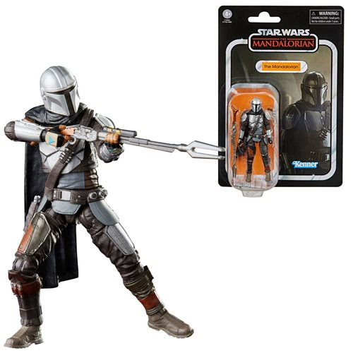 Star Wars  Vintage Collection The Mandalorian Beskar Figure