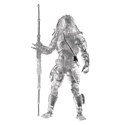 Predator 2 Invisible City Hunter 1:18 Scale Action Figure - Previews Exclusive