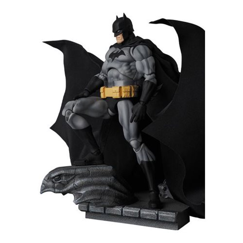 Batman: Hush Black Costume Version MAFEX Batman Action Figure