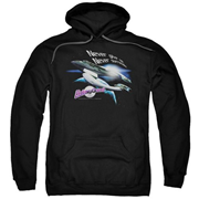 Galaxy Quest Never Surrender Hoodie