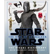 Star Wars: The Rise of Skywalker The Visual Dictionary Hardcover Book