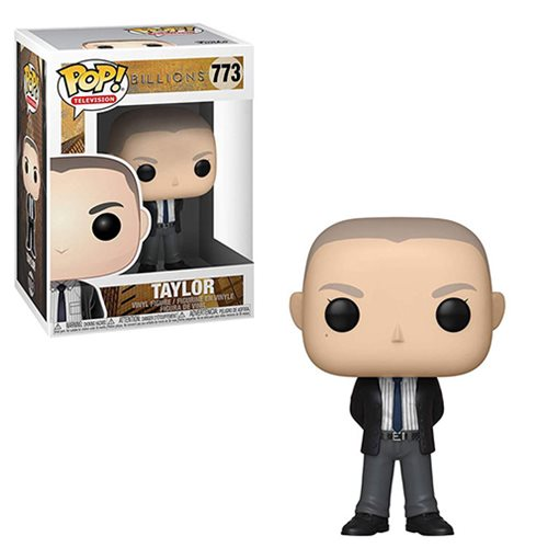 Billions Taylor Mason Pop! Vinyl Figure