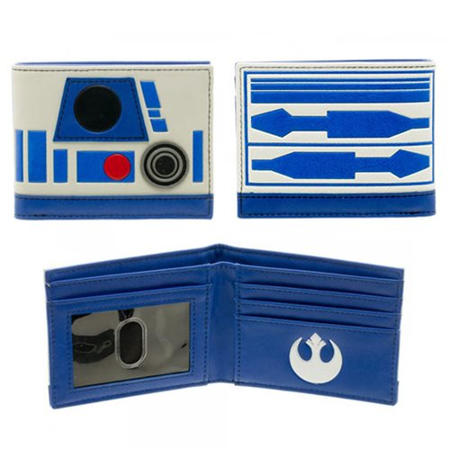 Star Wars R2-D2 Bi-Fold Wallet