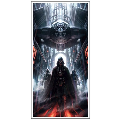 Star Wars Machines of Dominion by Raymond Swanland Lithograph Art Print
