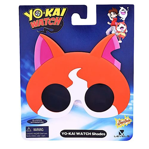 Yo-Kai Watch Jibanya Sun-Staches
