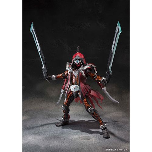 Kamen Rider Ghost Ore Damashii SIC Action Figure