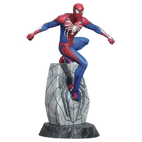 Картинки по запросу Marvel PVC Gallery Statues - PS4 - Spider-Man