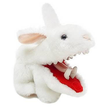 Monty Python Baby Killer Rabbit Plush Toy