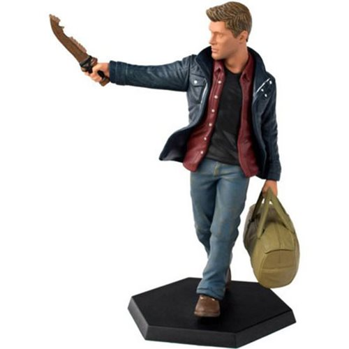 Supernatural Dean Winchester Mini Master PVC Statue