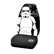 Star Wars Stormtrooper High Back Seat Cover