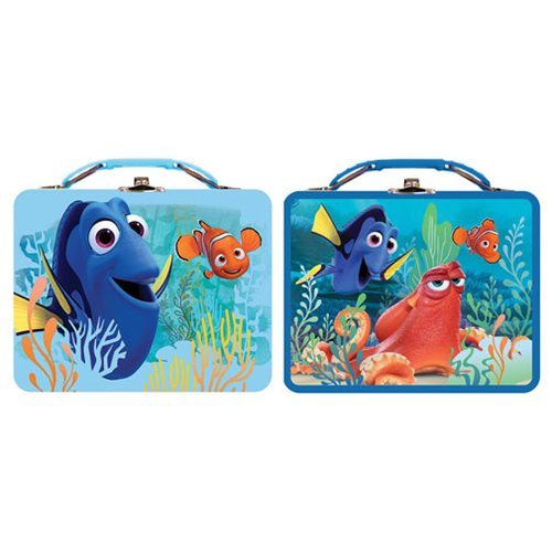 Finding Dory Tin Tote Lunch Box Set