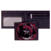 Marvel Comics Civil War Legend Captain America Canvas Bi-Fold Wallet