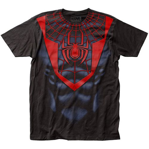 Spider-Man Morales Suit T-Shirt