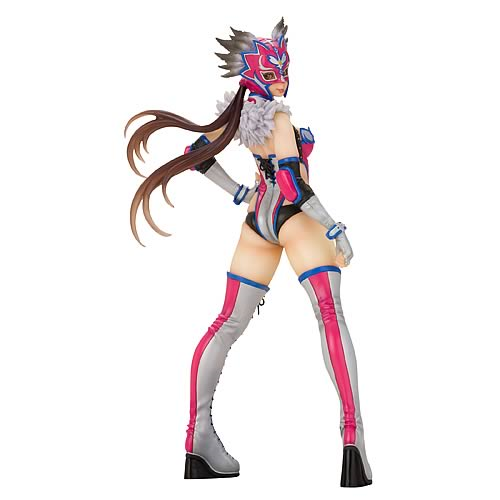 Tekken Tag Tournament 2 Jaycee Bishoujo Statue