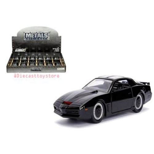 Knight Rider Hollywood Rides KITT 1:32 Scale Die-Cast Metal Vehicle