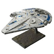 Star Wars Solo Millennium Falcon Lando Calrissian Ver. 1:144 Scale Plastic Model Kit