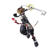 Kingdom Hearts II Bring Arts Halloween Town Sora Action Figure