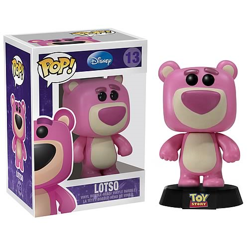 Toy Story Lotso POP Disney Pop! Vinyl Figure