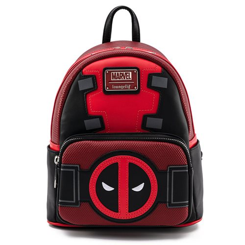 Marvel Deadpool Merc with a Mouth Mini-Backpack