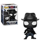 Spider-Man: Into the Spider-Verse Spider-Man Noir Pop! Vinyl Figure #406
