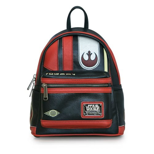 Star Wars: The Last Jedi Poe Dameron Mini Cosplay Backpack