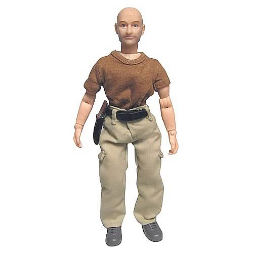 Lost Locke (The Beach) 8-Inch Action Figure, Not Mint
