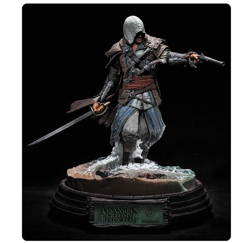 Assassins Creed IV Black Flag Edward Kenway 1:6 Scale Statue