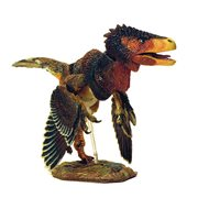 Beasts of Mesozoic Raptor Series Zhenyuanlong Brown 1:6 Scale Action Figure