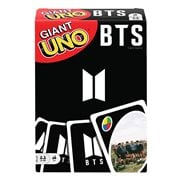 BTS Giant UNO Game