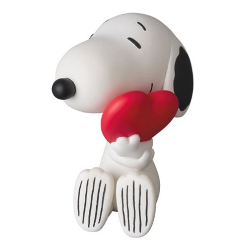 Peanuts Snoopy with Heart UDF Mini-Figure