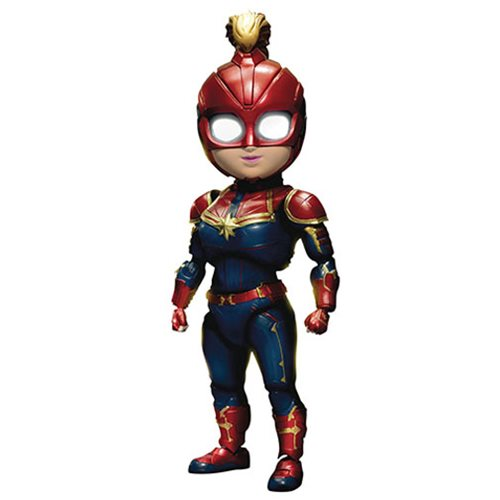 Captain Marvel Carol Danvers EAA-075 Action Figure - Previews Exclusive