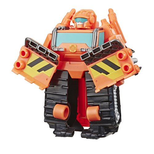 Transformers Rescue Bots Academy Plow Wedge