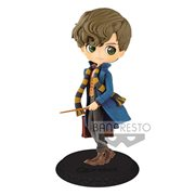 Fanstastic Beasts and Where to Find Them Newt Scamander Q Posket Statue
