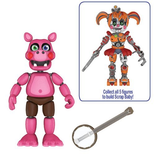 Five Nights at Freddy's: Pizza Simulator Pigpatch 5-Inch Action Figure