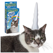 Inflatable Unicorn Horn Cat Hat
