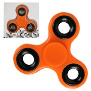 Fidget Spinner Orange 3-Leaf Basic Hand Spinner