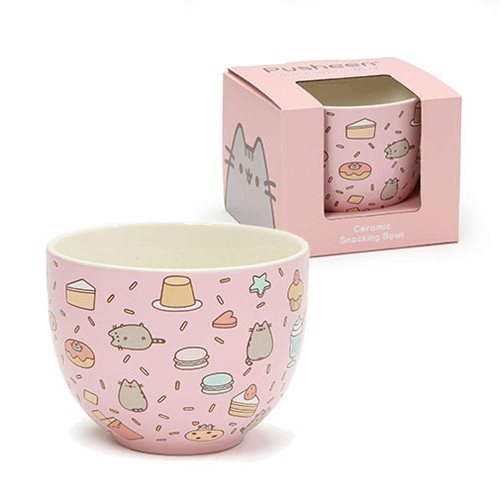Pusheen the Cat Snack Bowl
