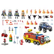 Playmobil 70557 Fire Engine with Truck