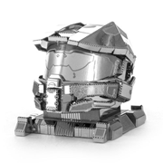 Halo Master Chief Helmet Metal Earth Model Kit