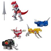 Power Rangers Mighty Dino Megazord Wave 1 Set