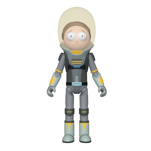 Rick and Morty Space Suit Morty 5-Inch Action Figure