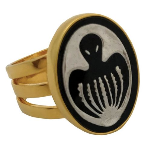 James Bond Thunderball SPECTRE Agent Ring Limited Edition Prop Replica