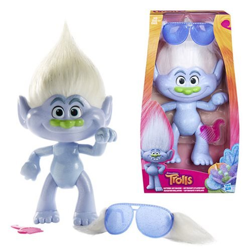 Trolls Glitteriffic Guy Diamond Doll